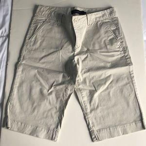 Calvin Klein Jeans light khaki bermuda shorts